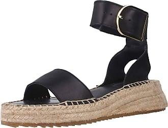Yellow Women Sandals and Slippers Women Brooklyn Black 5.5 UK