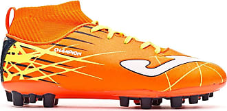 Joma Champion AG Junior Soccer Shoes, Orange-Yellow Orange Size: 4