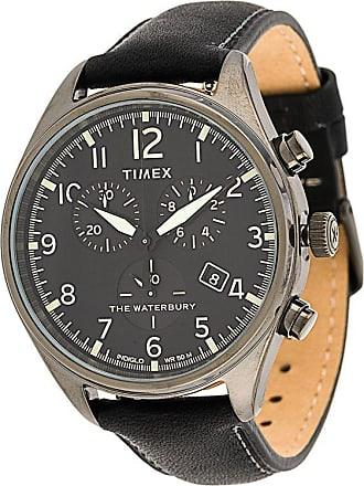 Timex Relógio cronógrafo Waterbury Traditional - Preto