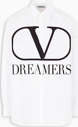 Valentino Camicia V Logo Dreamers
