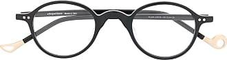 Eyepetizer Armação de óculos Plaza - Preto