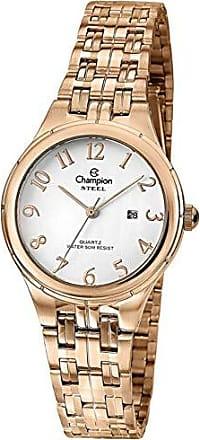 Champion Relógio Champion Feminino Ref: Cs28156z Clássico Rosé