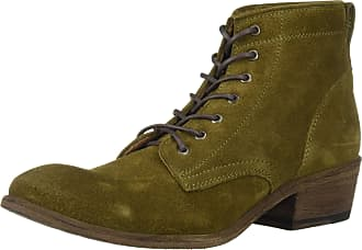Frye Womens Carson Lace Up Ankle Boot, Khaki, 5.5 UK