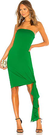 Milly Callie Dress in Green