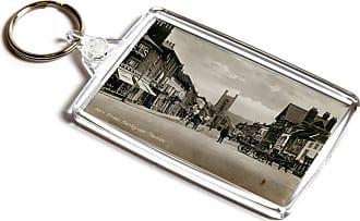 ILoveGifts KEYRING - Vintage Oxfordshire - Hart Street, Henley-on-Thames