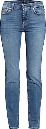 7 For All Mankind Jeans THE STRAIGHT - SOHO LIGHT BLUE