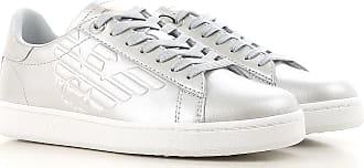 Emporio Armani Sneaker Donna On Sale in Outlet 704c3e60c5b