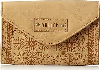 Volcom Dezert Mist Wallet, Womens Braun (Vintage Brown), 3x13x19 cm (B x H T)