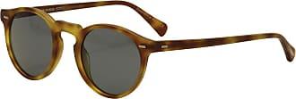 Oliver Peoples OV5217S 1483R8 Tortoise Gregory Peck Sun Round Sunglasses Lens C
