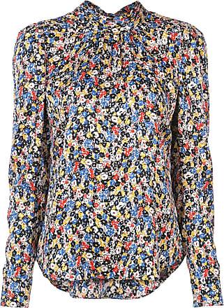 5f9e630e6daca0 Veronica Beard floral long-sleeve blouse - Multicolour