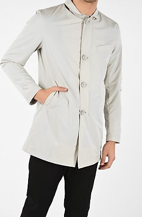 Herno Single Breasted Trench with Zip Closure size 50