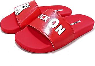 La Faire Chinelo Slide Red Cat La Faire (33/34, Sola Vermelha)