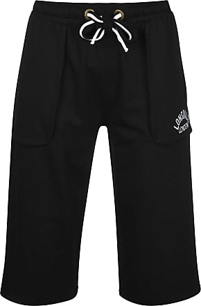 Lonsdale Mens Pants Boxing Jogging Bottoms Trousers Sports Clothing Wear Navy Medium