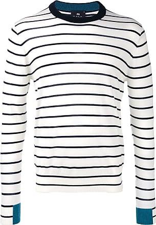Paul Smith striped pullover - Branco
