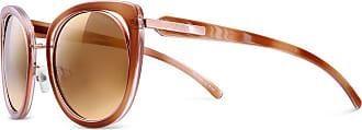Vivara Óculos de Sol Gatinho em Acetato Nude