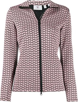 Rossignol Print Hiver Full Zip jacket - PINK