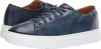 Magnanni Bartolo (Navy) Mens Shoes