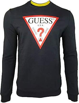 Guess Giles CN Fleece Maglione Uomo