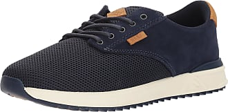 Reef Mens Mission Tx Low-Top Sneakers, Blue (Navy NAV), 8 UK