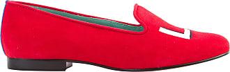 Blue Bird Loafer Love Rouge de Camurça Vermelho - Mulher - 40 BR