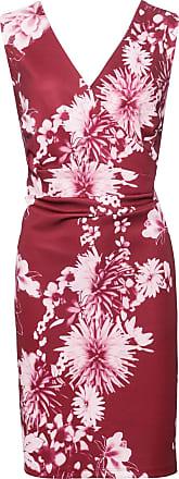 BODYFLIRT boutique Dam Klänning med blommönster i grön utan ärm - BODYFLIRT  boutique 66a6ee1a16673
