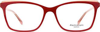 Ana Hickmann Óculos de Grau Ana Hickmann Ah6385 H02/54 Vermelho/rosa