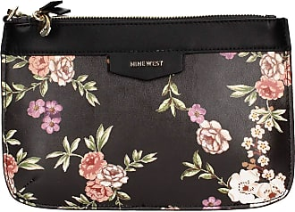 Nine West Womens Cara Wristlet, Floral, Small