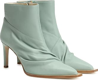 Tibi Ankle Boots Cato aus Leder