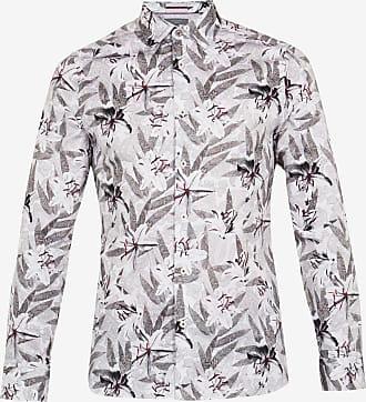 Ted Baker Hemd Aus Baumwolle In Slim-fit