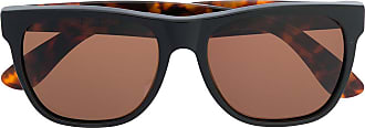 Retro Superfuture squared frame sunglasses - Black
