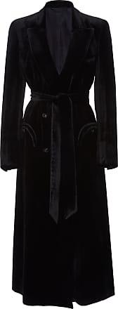 Blazé Milano Etoile Velvet Blazer Midi Dress