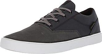 Volcom Mens Draw LO Suede Fashion Shoe Skate, Grey Vintage, 7 M US