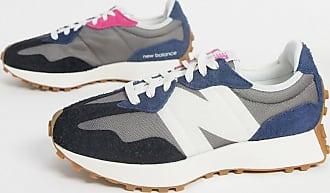 New Balance 327 - Sneaker in Blau und Weiß