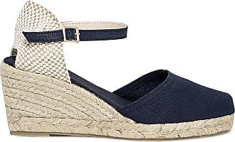e65bfc6b4da450 Chaussures Compensées Bleu : Achetez jusqu''à −66%   Stylight