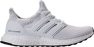 adidas Womens UltraBOOST 4.0 Running Shoes, White