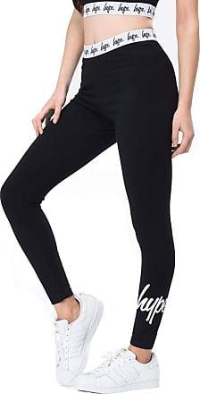 Hype Black Taped Womens Leggings (8)