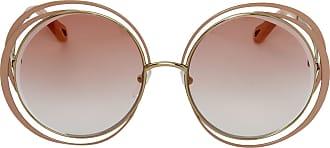 Chloé Óculos de Sol Carlina Rosa - Mulher - Único FR