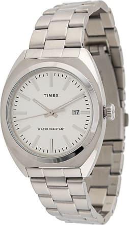 Timex Relógio Milano XL com 40mm - Prateado