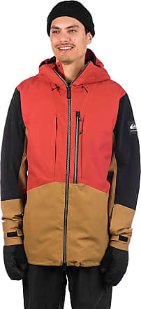 Quiksilver Travis Rice Stretch Jacket barn red