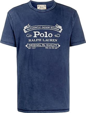 Polo Ralph Lauren T-shirt con stampa - Di colore blu