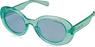 e0be8f7c823 Polaroid Sunglasses Womens PLD 6052 s Polarized Oval Sunglasses
