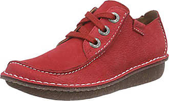 Schuhe in Rot von Clarks® ab 34,20 €   Stylight ed7600fe53
