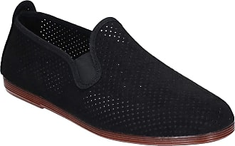 GU Damen Stiefel kniehohe Boots aus Wildleder mit Fellbesatz braun NEU LEA