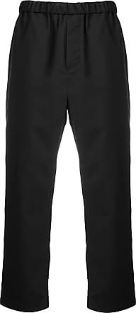 OAMC cropped trousers - Preto