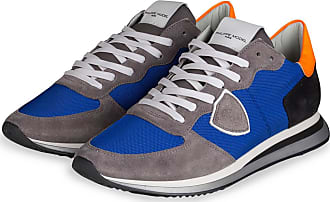 Philippe Model Sneaker TRPX LU - BLAU/ ORANGE/ GRAU