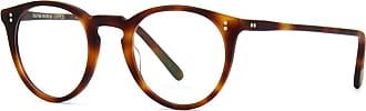 Oliver Peoples OMALLEY OV 5183 SEMI-MATTE MAHOGANY 47/22/145 men Eyewear Frame