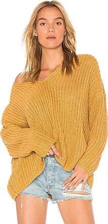 Tularosa Adams Sweater in Yellow