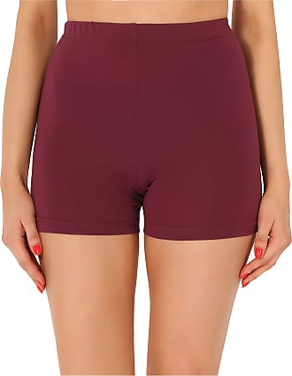 Merry Style Womens Shorts MS10-358(Claret,L)