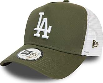 New Era La Dodgers Trucker Green One Size
