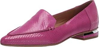 Franco Sarto Womens Starland Loafer Flat, Pink, 5.5
